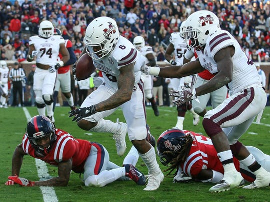 Ole Miss' 2016 season ended with a thud, losing the Egg Bowl in a rout to Mississippi State.
