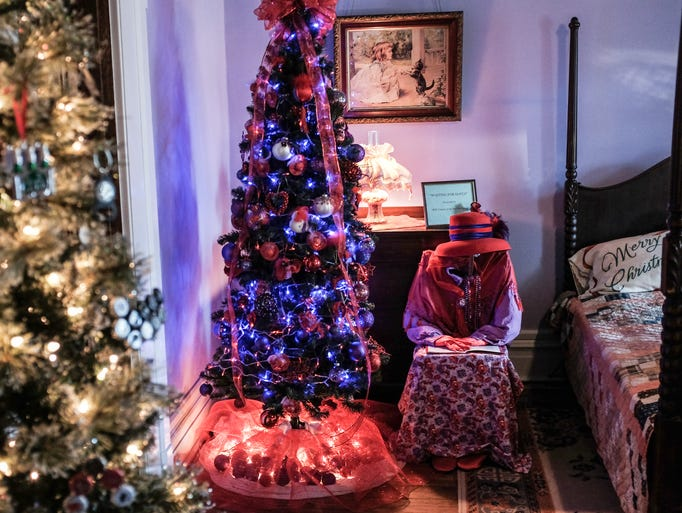 The Turner Dodge House's 5th annual Festival of Trees
