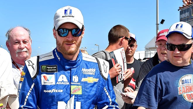 Dale Earnhardt Jr. is NASCAR's 14-time most popular driver and has a fanbase unequaled in the sport.