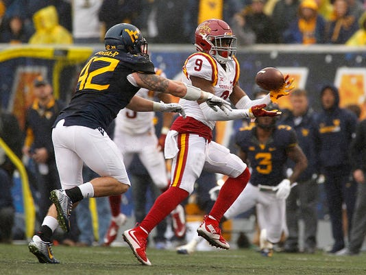 Iowa State v West Virginia
