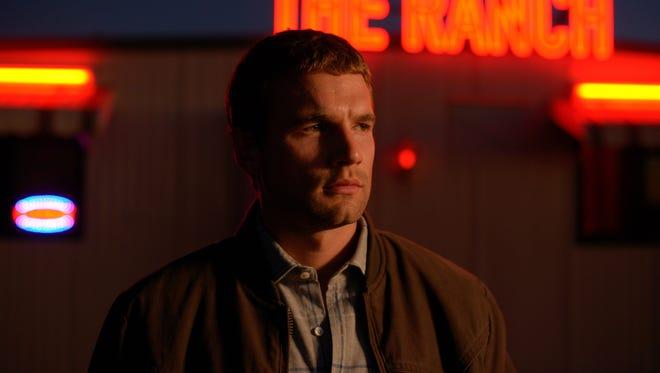 "Alex Russell stars in ""Goldstone."""
