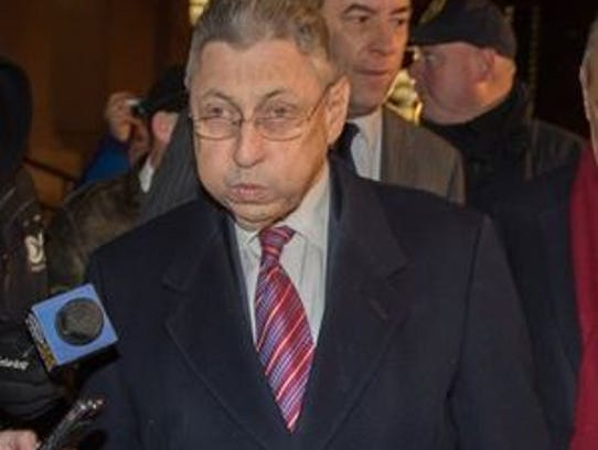 Sheldon Silver after corruption conviction