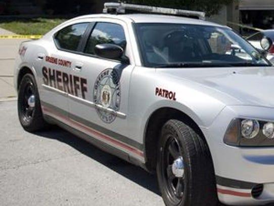 Greene County Sheriff's Office patrol car