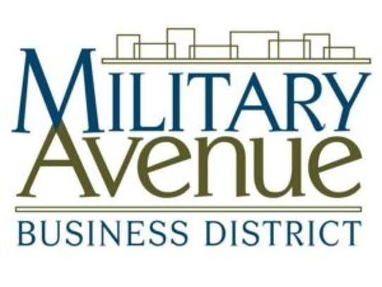Military Avenue Business District