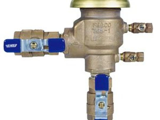 how to connect sprinkler system to water main