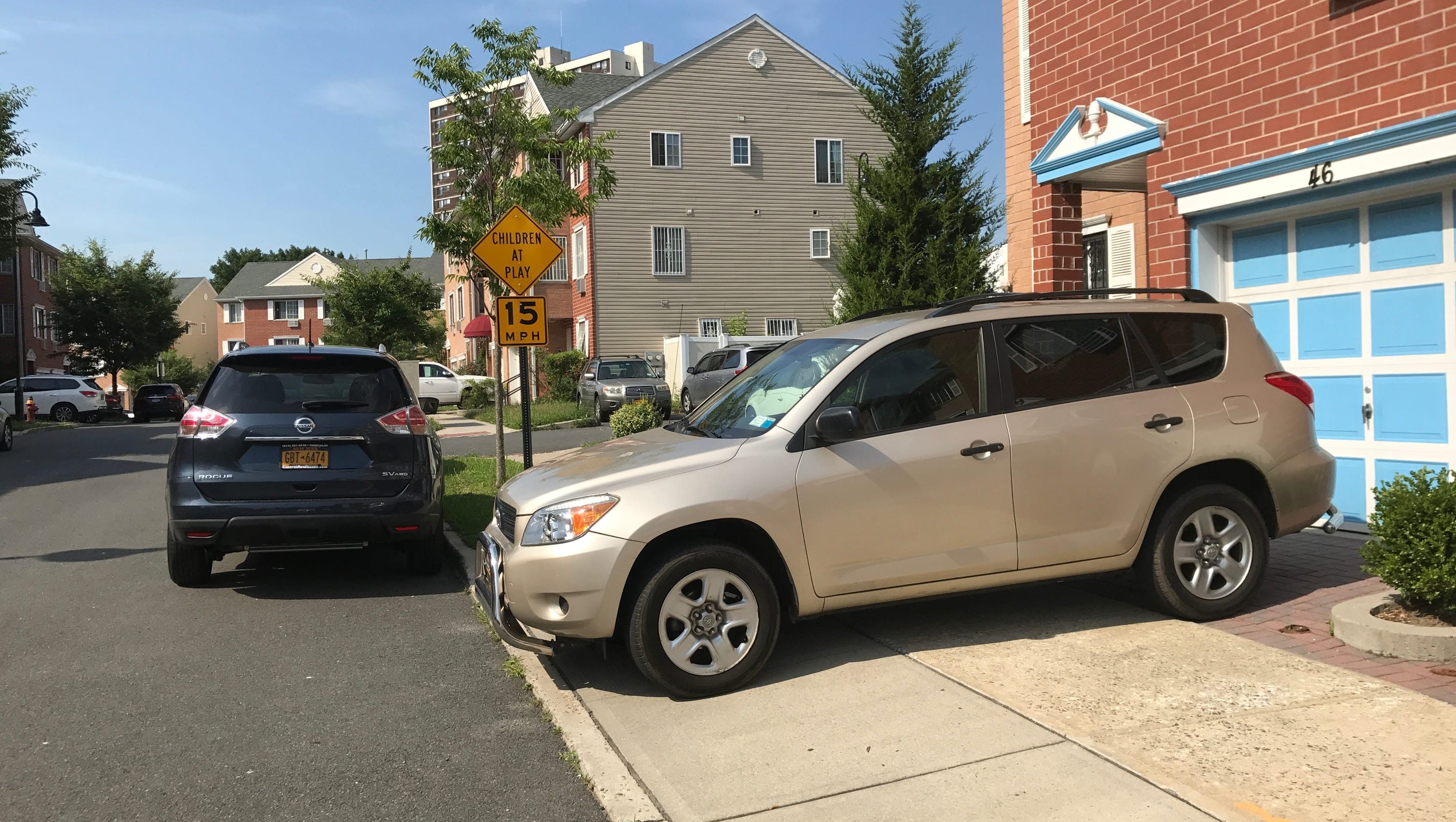 Yonkers considering resident permit parking