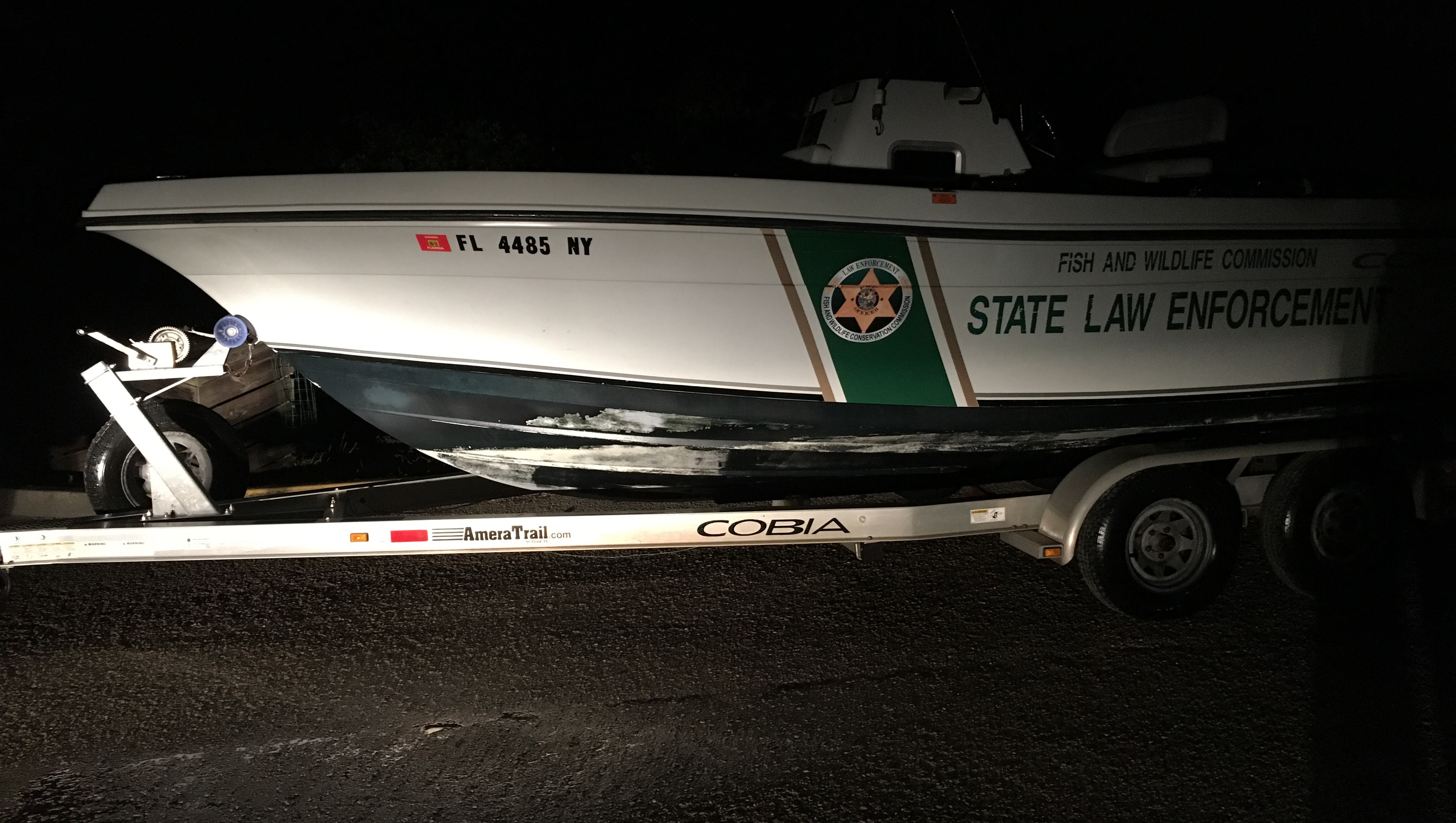 of rescued in boat incident are treasure coast residents