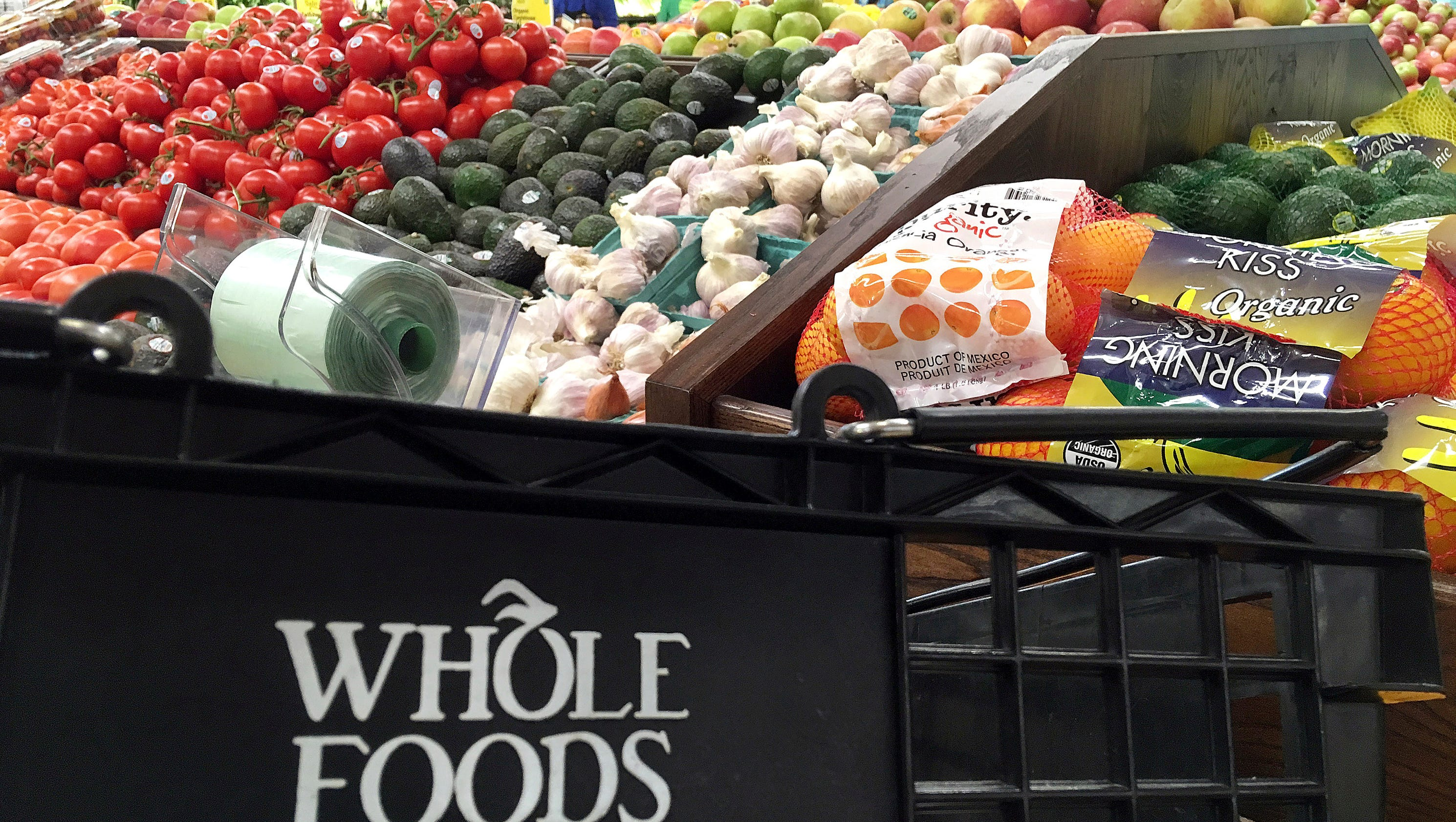 Whole Foods Lower Prices Amazon