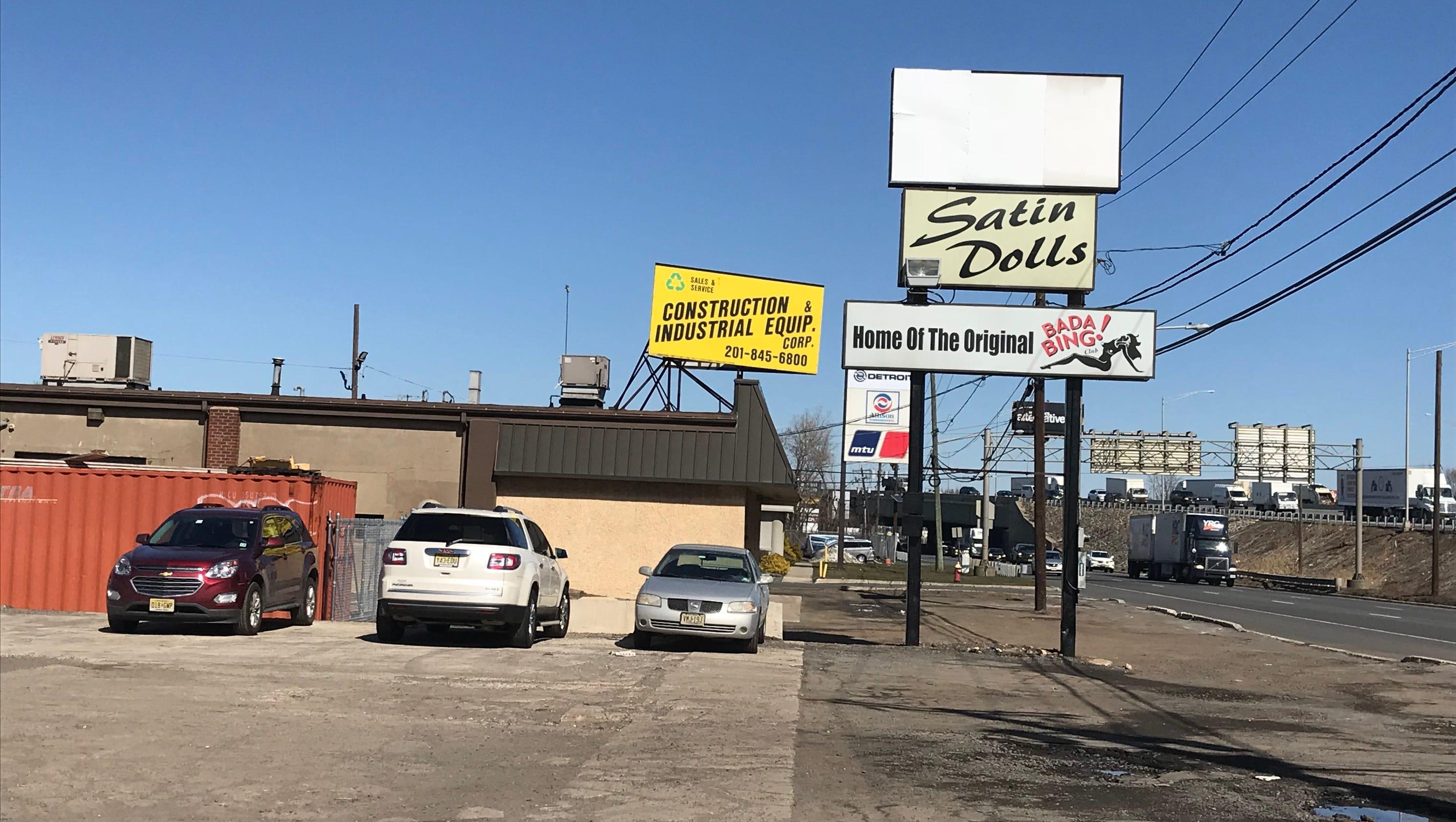 Satin Dolls NJ: Sopranos Bada Bing club is back in business