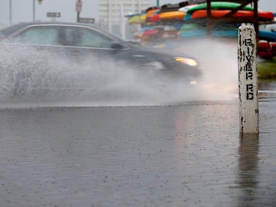 Belmar flooding