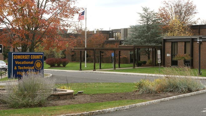 Somerset County Vo-Tech was evacuated for a short time on Tuesday.