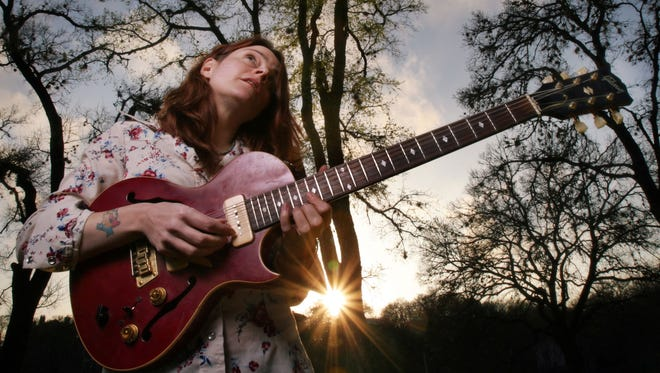Carolyn Wonderland has a show Wednesday, April 12, at Abilene Bar and Lounge.