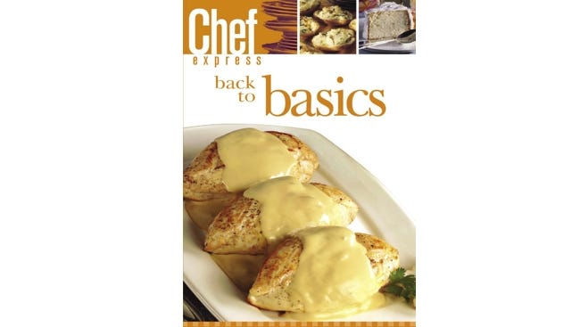 """Download complete recipes from the January e-Cookbook """"Back to Basics"""""""