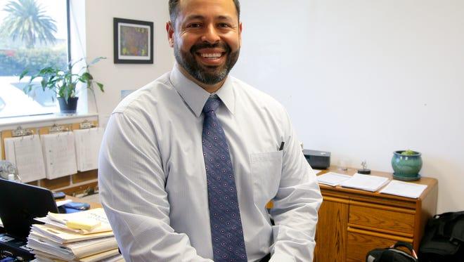 Supervisor Phillip Rodriguez