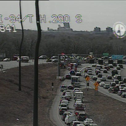 The crash at 94 and 280 is now classified as a fatal.