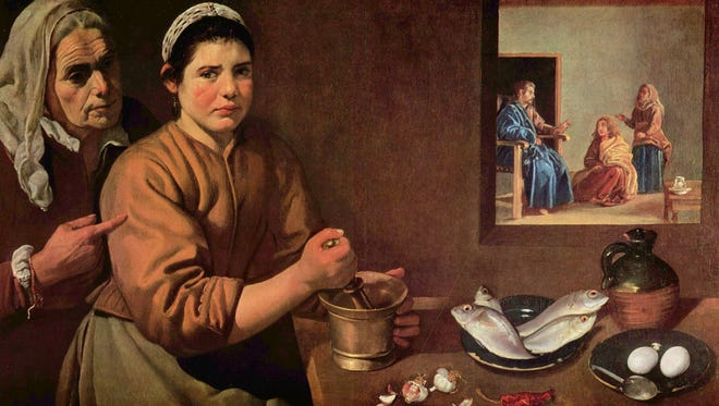 Some Arizona lawmakers would return us to the days in this 1618 painting by Diego Velazquez.