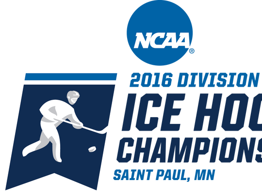 2016 NCAA Division I men's hockey West Regional tournament logo