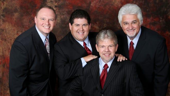 The Freedom Quartet will perform at 6:30 p.m. Sunday, June 26 at Epworth United Methodist Church, Matthews.
