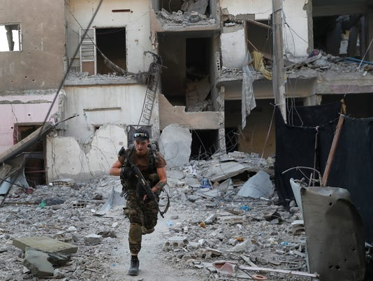 AP SYRIA I FILE SYR