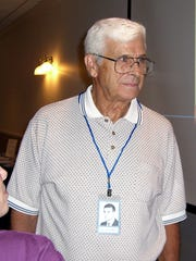 Lendon Welch is pictured here in 2012 at the Farragut