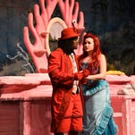 "Harrison students prepare for ""The Little Mermaid"""