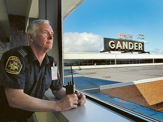 Gary Tuff was the acting Chief of Emergency Response at the Gander International Airport on 9/11.