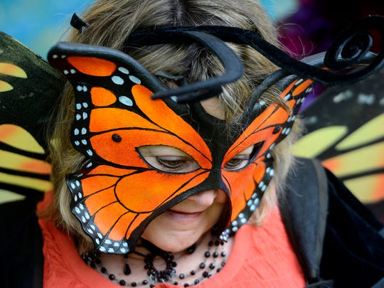 The 27th Annual May Day Fairie Festival at Spoutwood