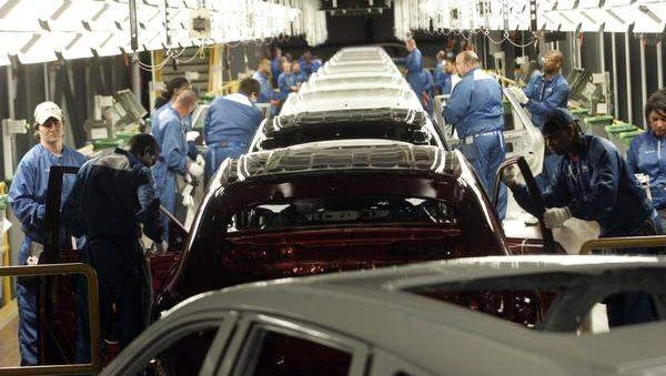 Nissan is changing the warehouse returns operation at its Smyrna manufacturirig plant.