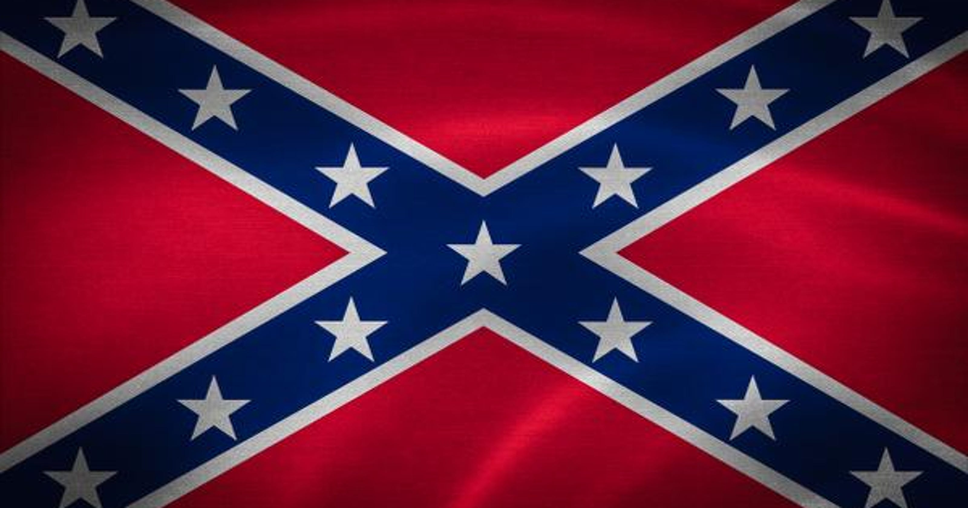 1546bffe19b7 Military is OK with Confederate flag — for now