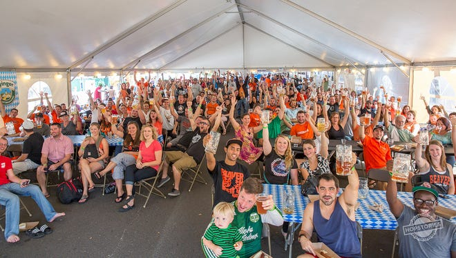 Corvallis brewer Block 15 celebrates the changing season and German Oktoberfest tradition with Bloktoberfest on Oct. 9 and 10.