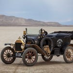 The 1915 Ford Model T