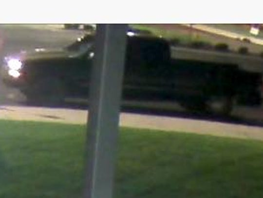Pictured is the Silverado that KPD believes the men