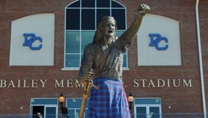 Presbyterian paid $500K from Florida-LSU game change