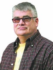 Daily Record columnist Prentiss Gray. November 13, 2015, Mendham, NJ.