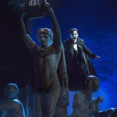 'Phantom of the Opera' sets its eyes on Valley