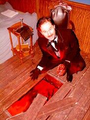 Poe Evermore, Nov. 9    Manheim: Visitors can enter