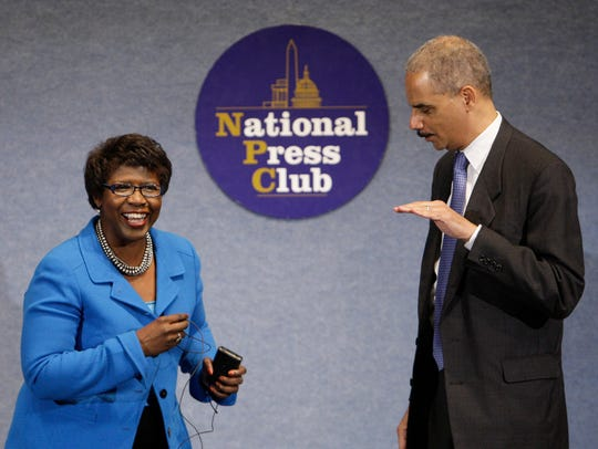 In this May 13, 2009, file photo, then-Attorney General