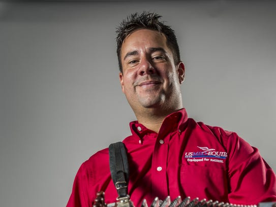 Cajun musician Kevin Naquin of Kevin Naquin & The Ossun