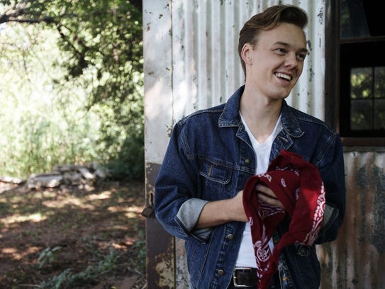 Parker Millsap will perform June 24 at Sun King Brewery.