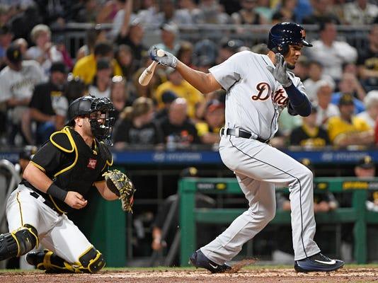 Detroit Tigers v Pittsburgh Pirates