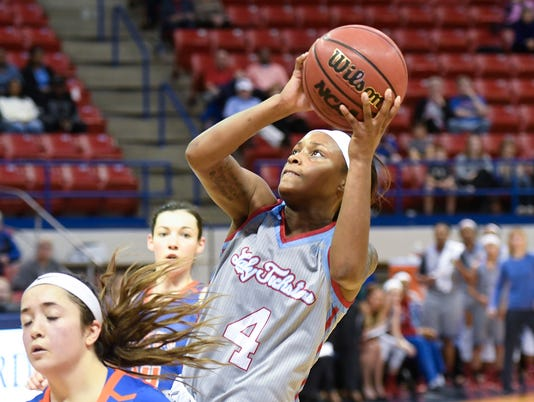 Lady Techsters Basketball vs Houston Baptist
