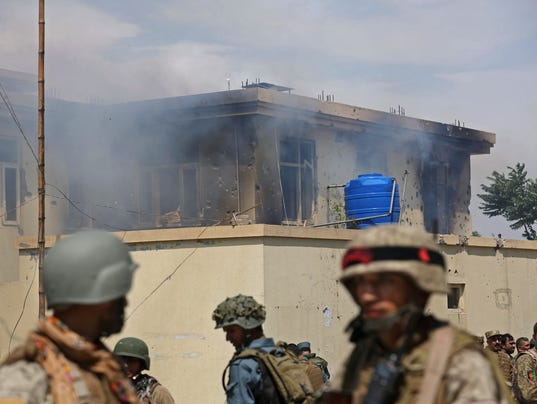 Taliban launch spring offensive