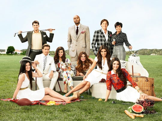 A photo from Season 12 of 'Keeping Up With the Kardashians,'