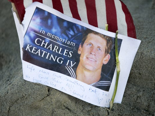 Charlie Keating remembered in Coronado