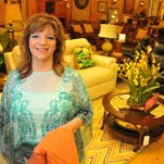 Roxanne Stevens is an interior designer for La-Z-Boy Furniture Galleries.