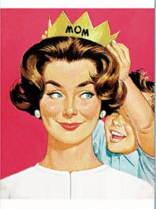 Mothers Day is Sunday, the perfect time to remind mom that she is the queen of your world.
