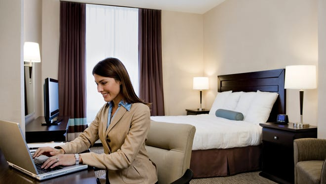 A growing number of hotel brands offer Wi-Fi free to guests, but some charge extra for faster connection speeds.