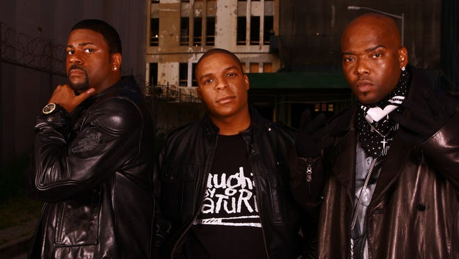 Naughty by Nature is scheduled to perform at Wooly's on Feb. 16.