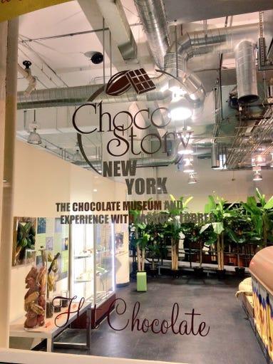 Αποτέλεσμα εικόνας για Choco-Story New York