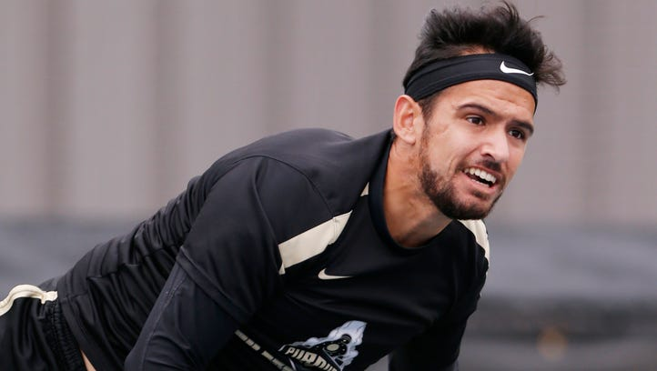 Purdue tennis seniors seek postseason push
